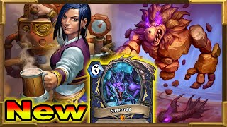 Hearthstone: My Brand New Control Dragons Shaman Rises From The Dead! Descent of Dragons New Decks