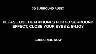 Manohari - Bahubali (3D Surround Audio) Use Headphones || MIXHOUND 3D Studio