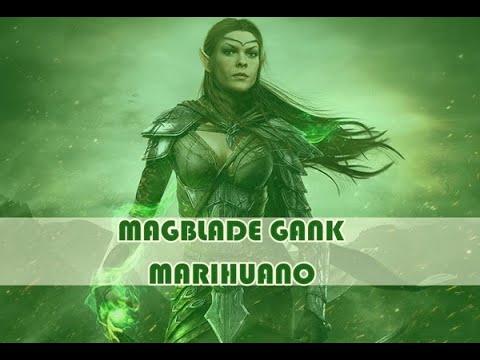 Eso Gankblade Build Marihuano