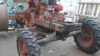 Tractor universal 650 independenta