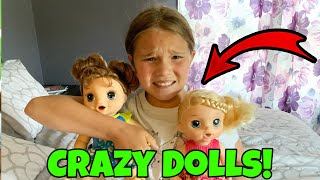 The Crazy Dolls Are Back? Escape The Crazy Dolls! New Villains
