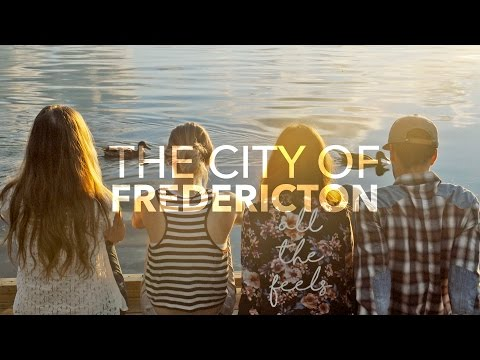 The City of Fredericton