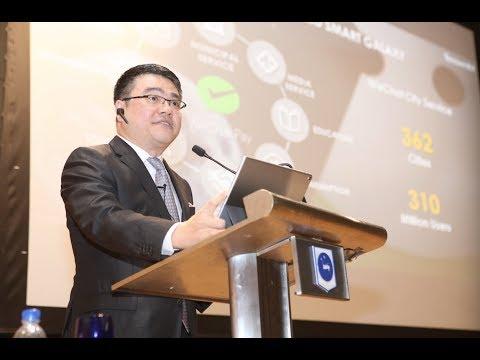 [双语字幕] Beyond Payment by Tencent SY Lau, Malaysia Payment System Forum & Exhibition 2017