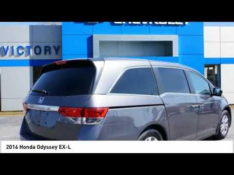 2016 Honda Odyssey EX-L UsedNew or Used 19386A