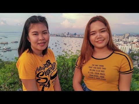 3 Lady In 1 Day In Pattaya Thailand