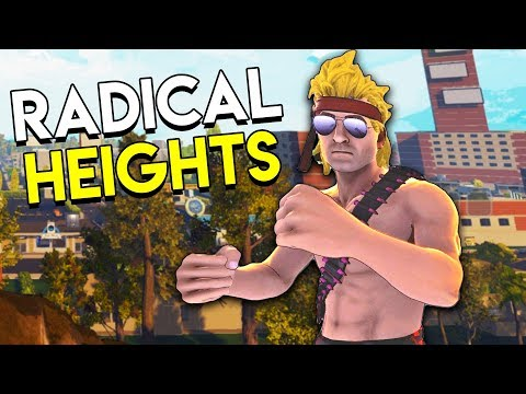 New Battle Royale! - Radical Heights