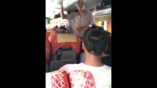 Xe Kalong Mỹ Đình - QN, Cái kết cho hành khách đi xe (Part 1)