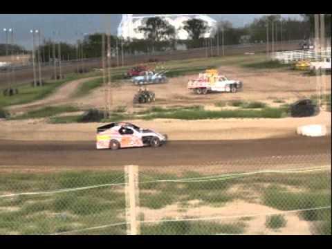 08/15/2010 Phillips County Raceway - 6u Dominic Ursetta