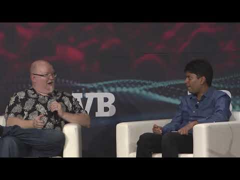 Watch Microsoft CTO Kevin Scott explain the meaning of democratizing AI