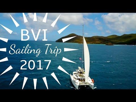 BVI Sailing Trip