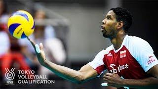 Wilfredo Leon | Best Aсtions FIVB OQT 2019