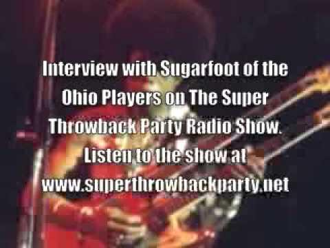 "Leroy ""Sugarfoot"" Bonner of the Ohio Players Interview Classic R.I.P."