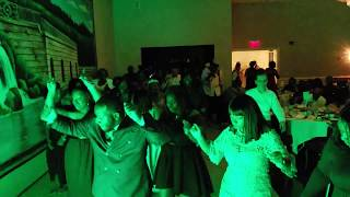 """11.10.18 - """"Evans Ever After"""" Wedding - Cupid Shuffle"""
