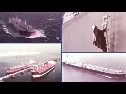 Watch: the longest ship ever built, the Seawise Giant