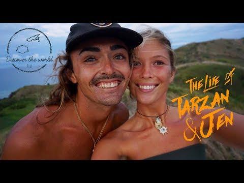 A Day in the Life of Tarzan & Jen: FIJI ISLANDS