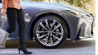 2021 Lexus IS Accessory Options | Lexus