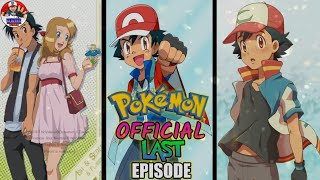 Pokemon Last Episode in Hindi || Ash Ketchum Champion || Ash and Serena || in Hindi