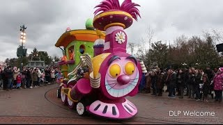 Minnie's Little Spring Train 2016 - Disneyland Paris(Le petit train du Printemps de Minnie Article : http://www.dlpwelcome.com/spring-2016/, 2016-03-06T00:59:44.000Z)