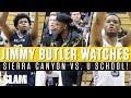 Download Jimmy Butler Watches Sierra Canyon vs. University School!