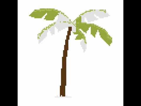 пальма в горшке фото