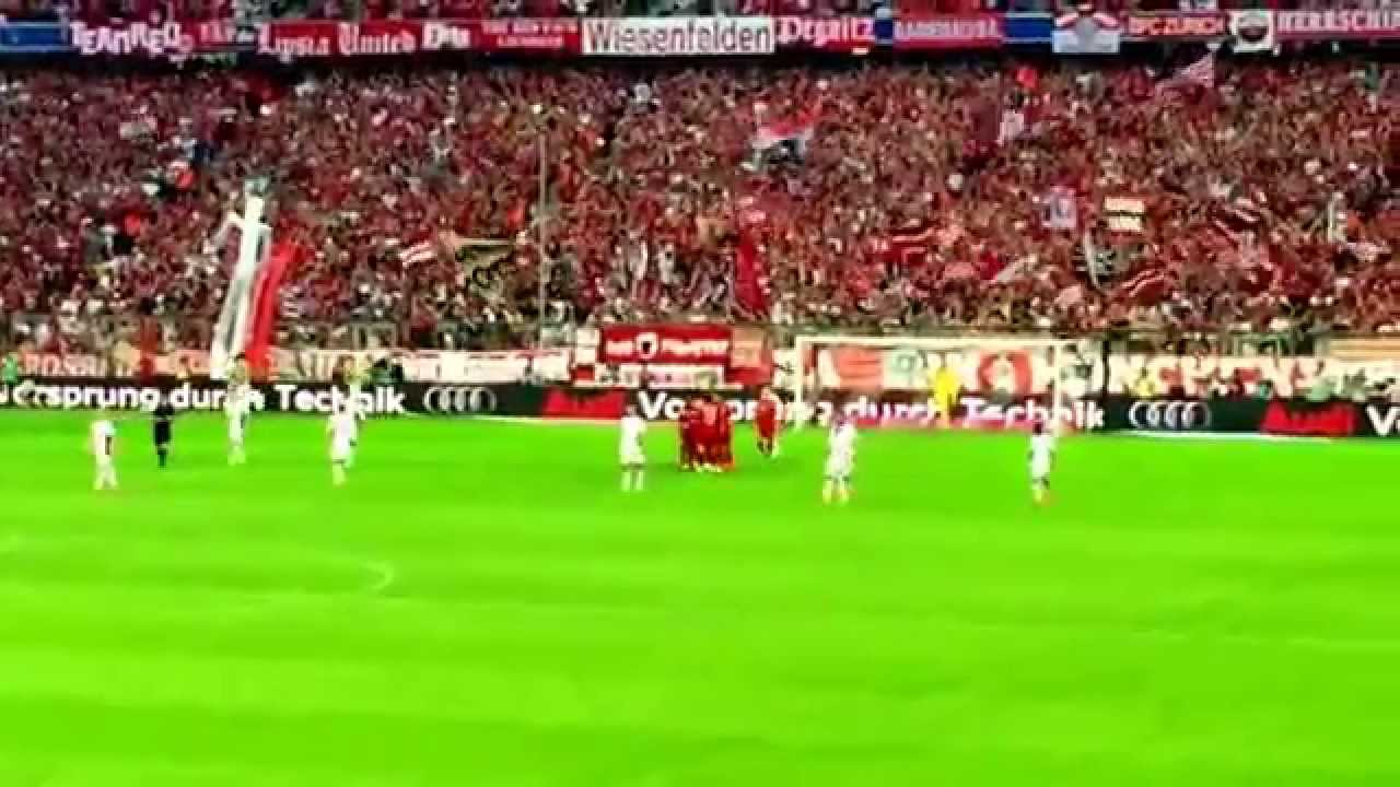 Fc Bayern Vs Leverkusen