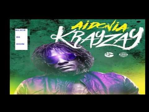 AIDONIA   Krazy   Official Audio  Krazy Glue Riddim