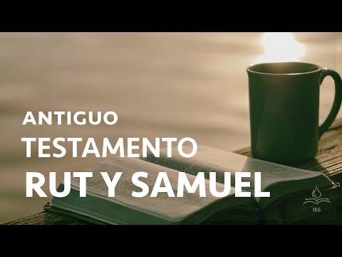 Antiguo testamento 10: Rut y Samuel - Samuel Barceló