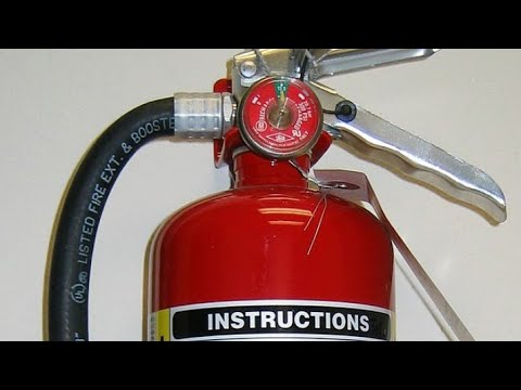 ABC Fire Extinguisher Dry Chemical Powder DCP सुखा पाउडर /ABC DCP Fire Extinguisher Vinod Fire