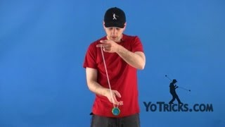 Easiest Yoyo Bind Eטer - Learn How to Bind a Yoyo