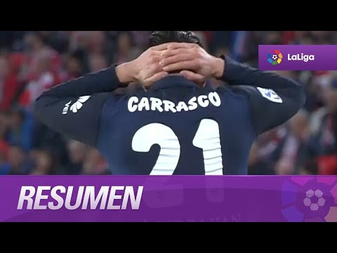 Resumen: Athletic – Atl. Madrid 20-4-2016