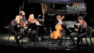 A DVORAK PIANO QUINTET No. 2 Op. 81 COMPLETE ILYA ITIN et al