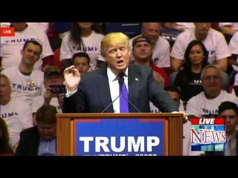 Donald Trump MASSIVE Rally in Las Vegas, NV (2-22-16)