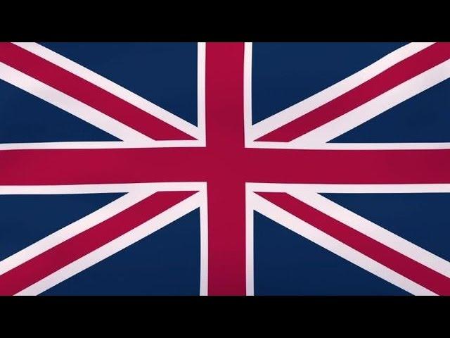 Le Drapeau Du Royaume Uni Youtube