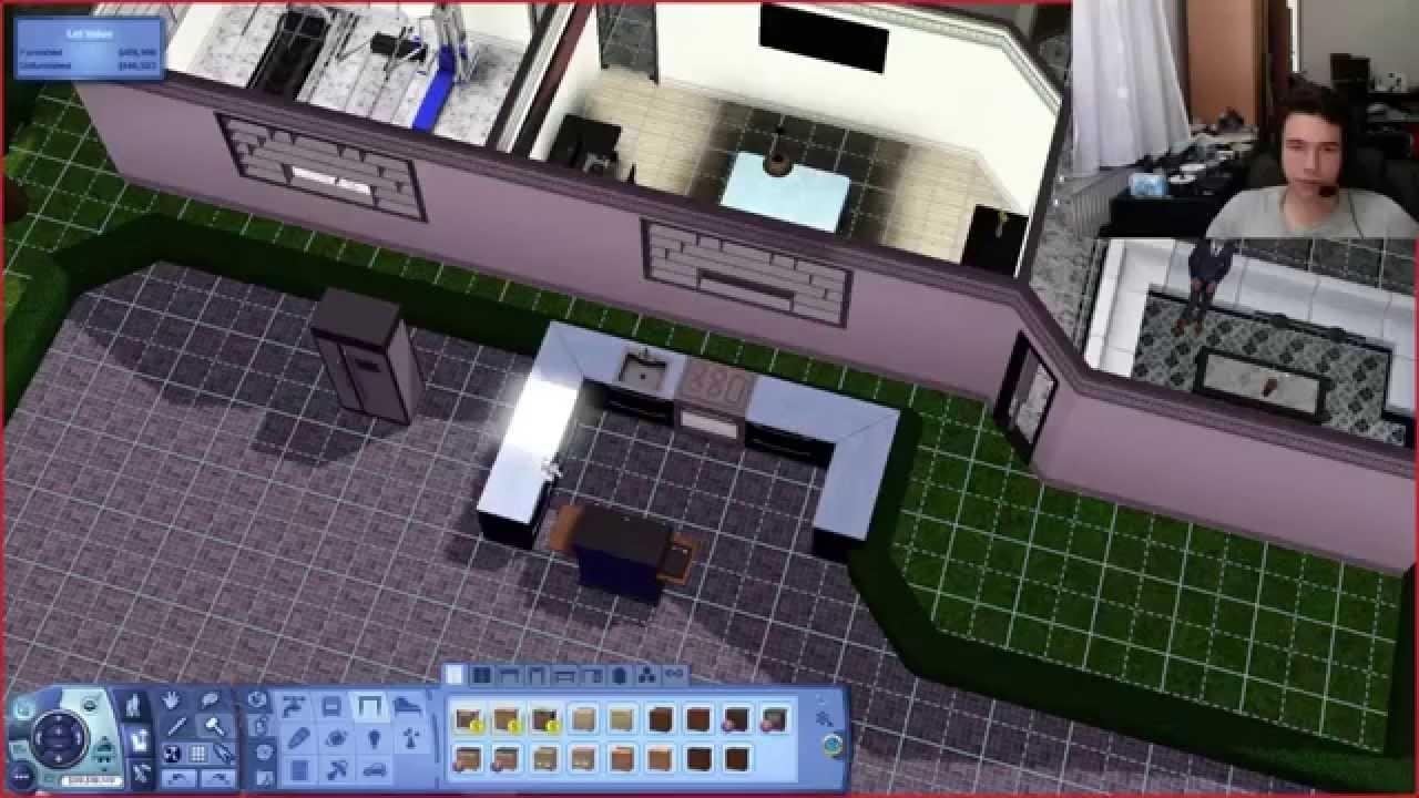 Sims 3 #1 - Sa construim o casa (sau ceva de genul asta)