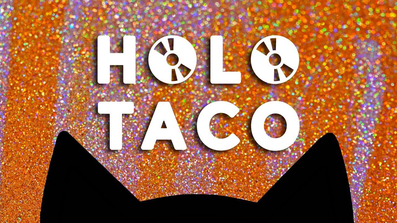Holo Taco Menchie & Zyler The Cat Nail Polish😺