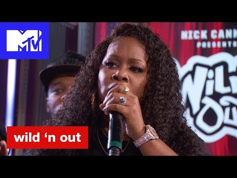 Remy Ma & Papoose Body the Platinum Squad | Wild 'N Out | #Wildstyle