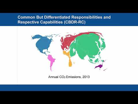 International Climate Governance and the Role of the United States
