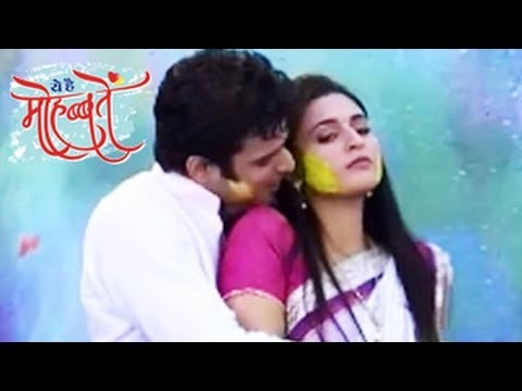 Raman FINALLY EXPRESSES his LOVE for Ishita in Holi Yeh Hai Mohabbatein 28th March 2014 FULL EPISODE