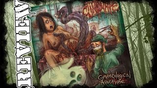 Review - Clitorape - Gynaecological Apocalypse - Splatter Zombie Records - Dani Zed