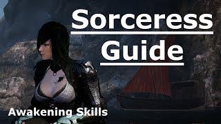 Awakening Sorceress Guide BDO