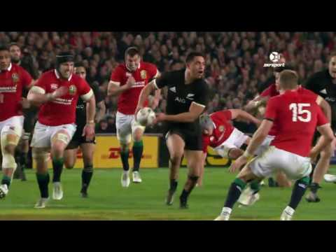 HIGHLIGHTS: All Blacks v British & Irish Lions Third Test