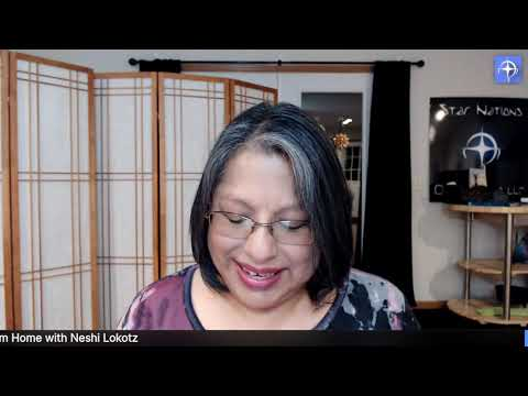 Communications From Home With Yvette Neshi Lokotz: The Sacred Space Of Your Heart, October 22, 2019