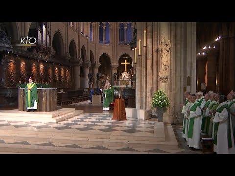Messe du 11 février 2018