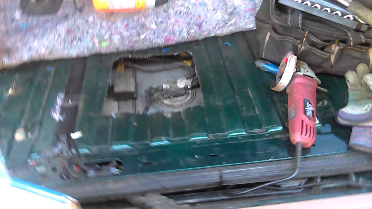 2001 chevy blazer ls gas tank