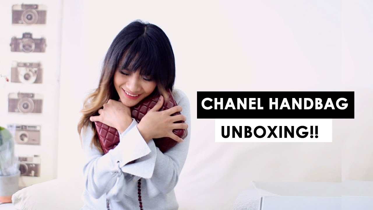 8d8f60106304a9 Chanel Tote Unboxing Youtube | Stanford Center for Opportunity ...