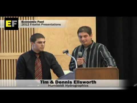 Humboldt Hydrographics - 2012 Finalist Presentations