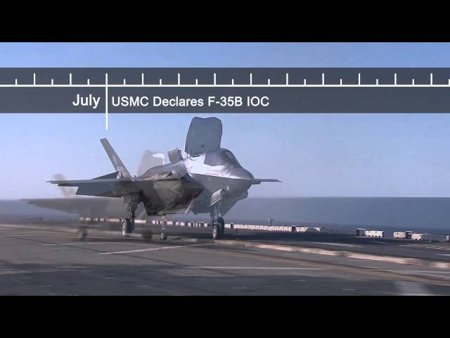 F-35: 2015 Year in Review