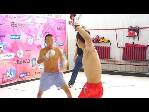 Хабиб против Боксера, Финальный турнир в Кызыле.