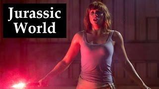 Jurassic World Review - Chris Pratt the Raptor Man