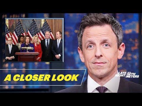 House Democrats Unveil Articles of Impeachment Against Trump: A Closer Look